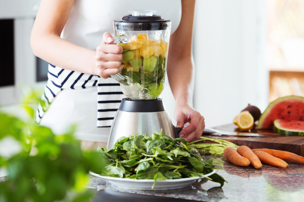 4 Steps to Preparing a Nutritious Smoothie