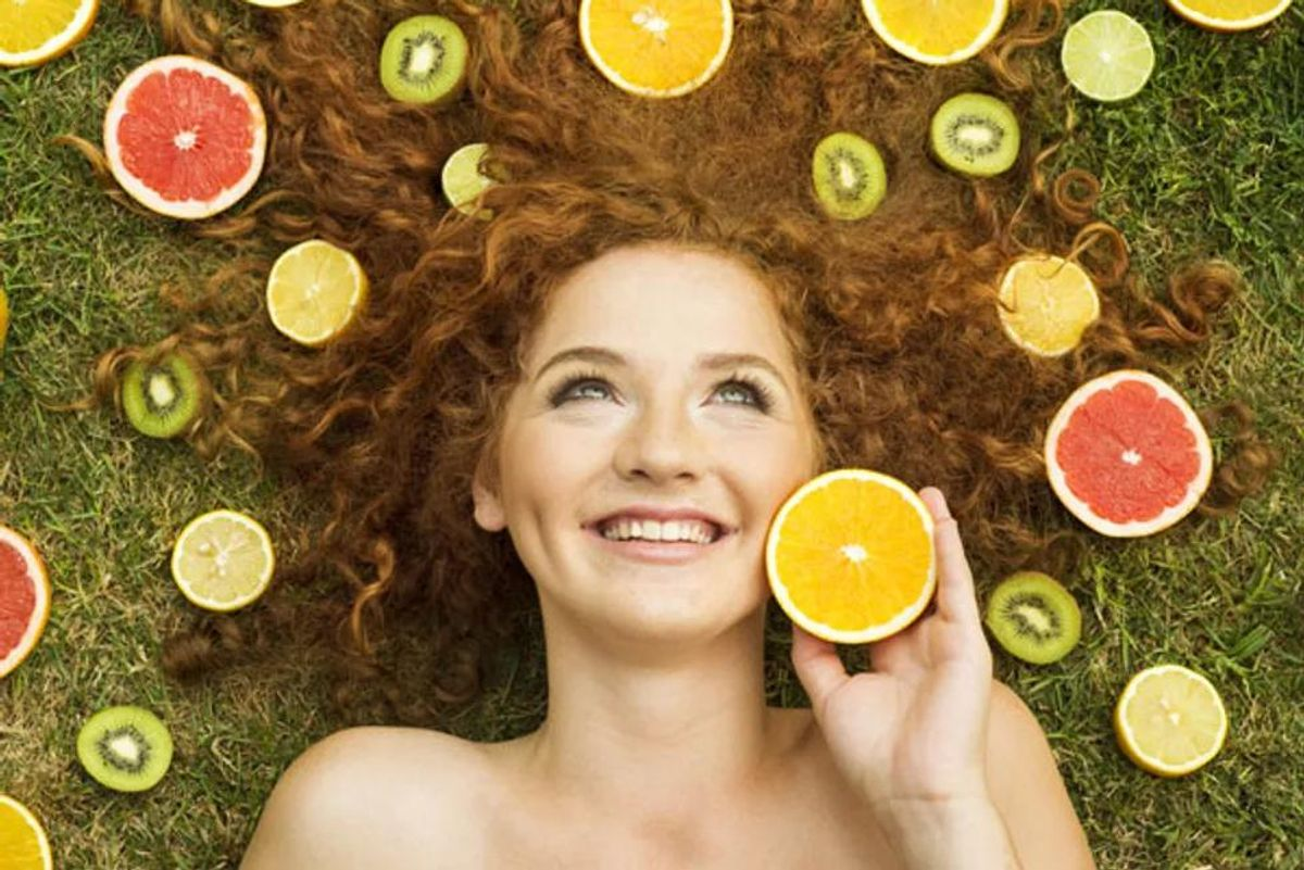 7 Foods for Healthy Hair
