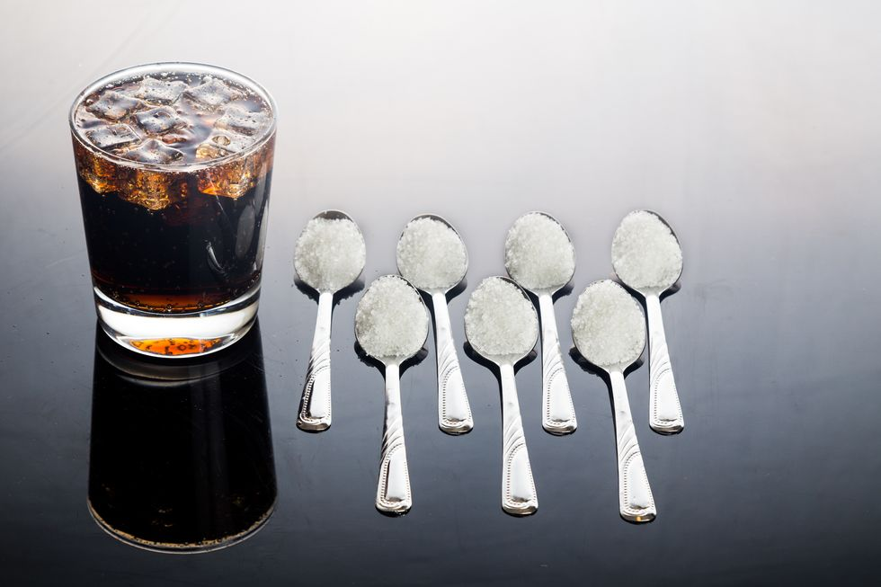 America's Love Affair With Sugary Sodas Is Fading