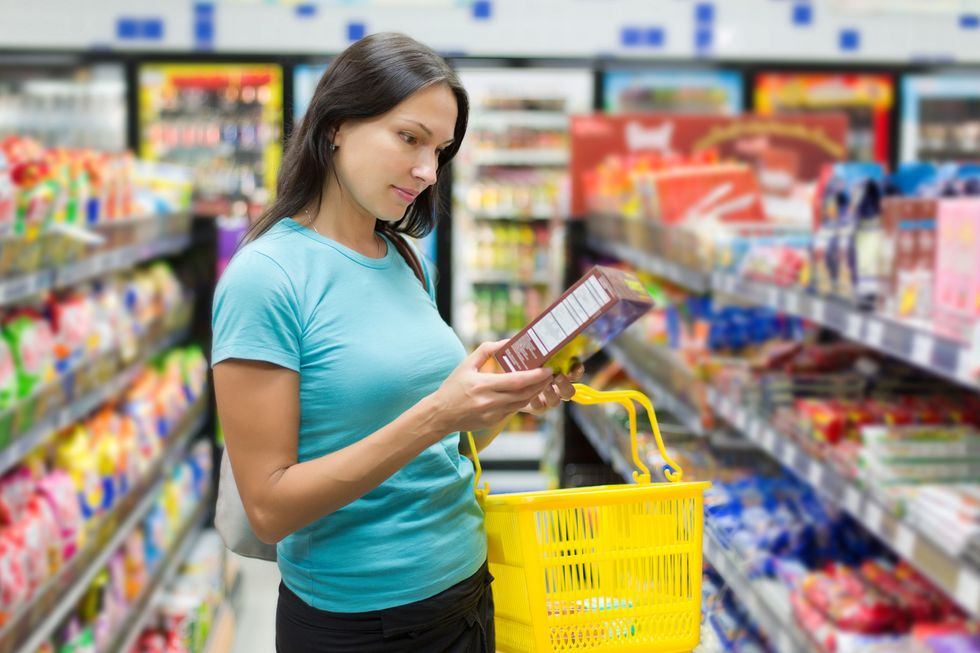 Americans Buying Less Salt-Laden Foods