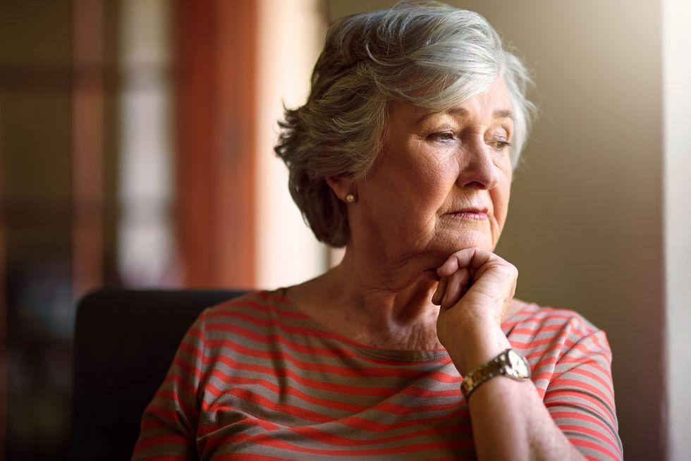 Anxious Women May Want to Keep an Eye on Their Bone Health