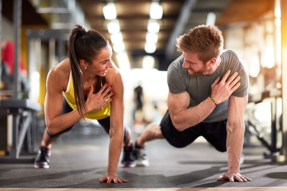 Are Women Naturally Fitter Than Men?
