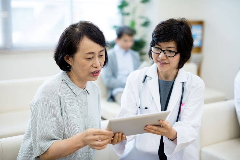 Asian Women Less Likely to Get Follow-up Tests After Abnormal Mammogram