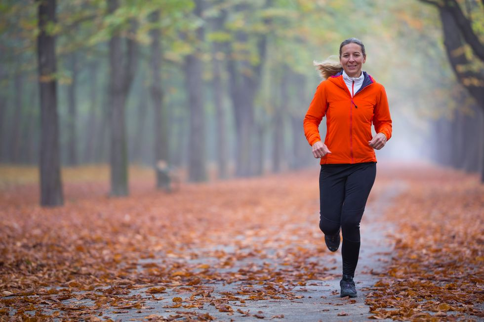 Athlete Kathrine Switzer Shares How to Stay Fit Over 50