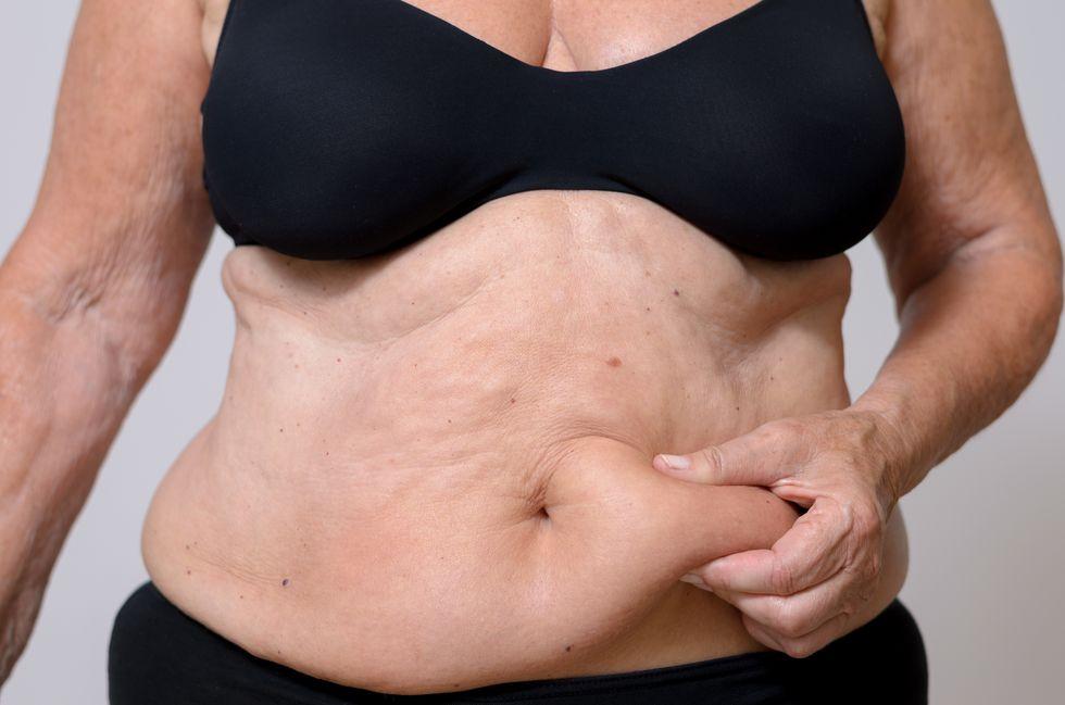 belly fat dangers