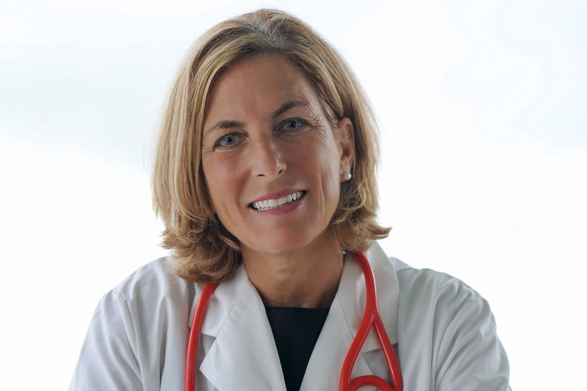 Beth Battaglino, CEO of HealthyWomen