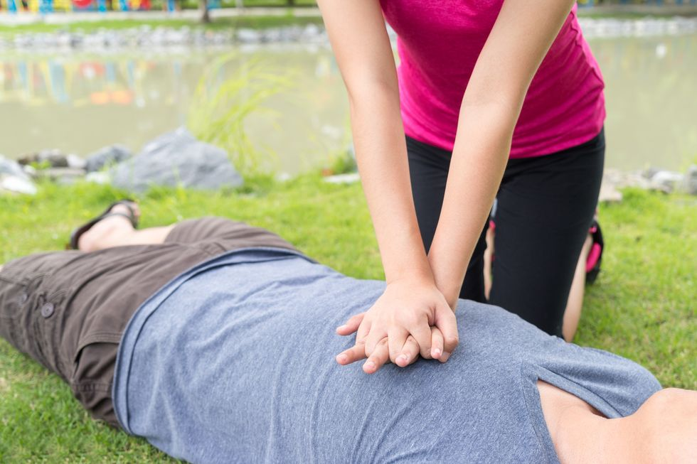 Can You Imagine Being Awake During CPR?