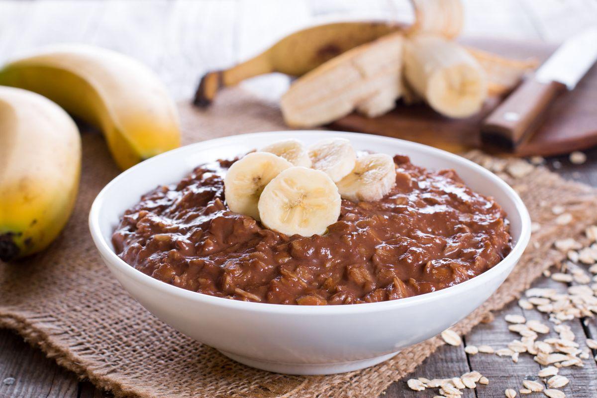 Chocoholic Chocolate Brownie Oatmeal