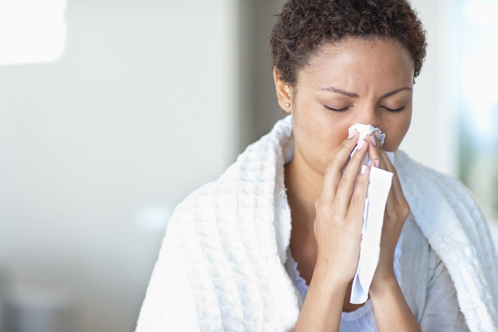 Colds Especially Bad? Your Nose Might Be to Blame
