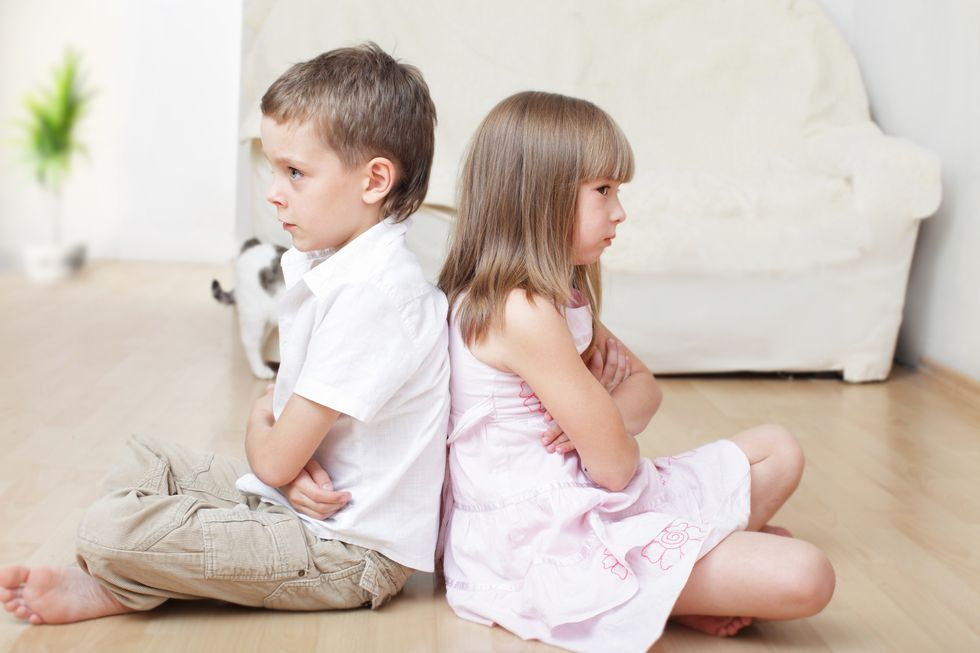 Cooling Down Sibling Rivalries When They Heat Up