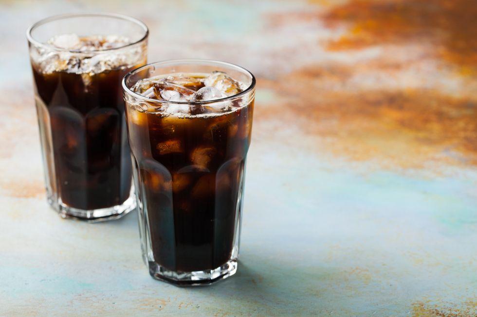 Could Diet Sodas Raise an Older Woman's Stroke Risk?