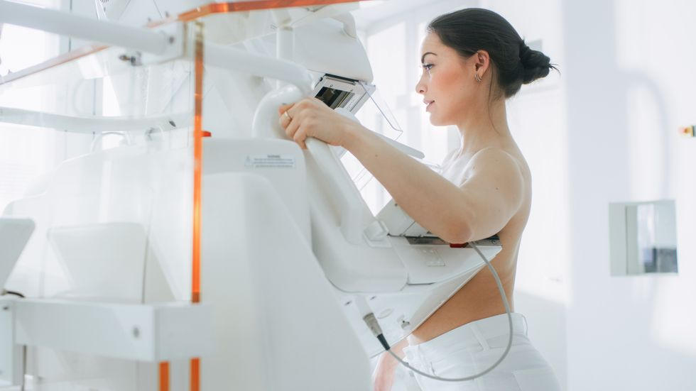 Could Mammograms Screen for Heart Disease?