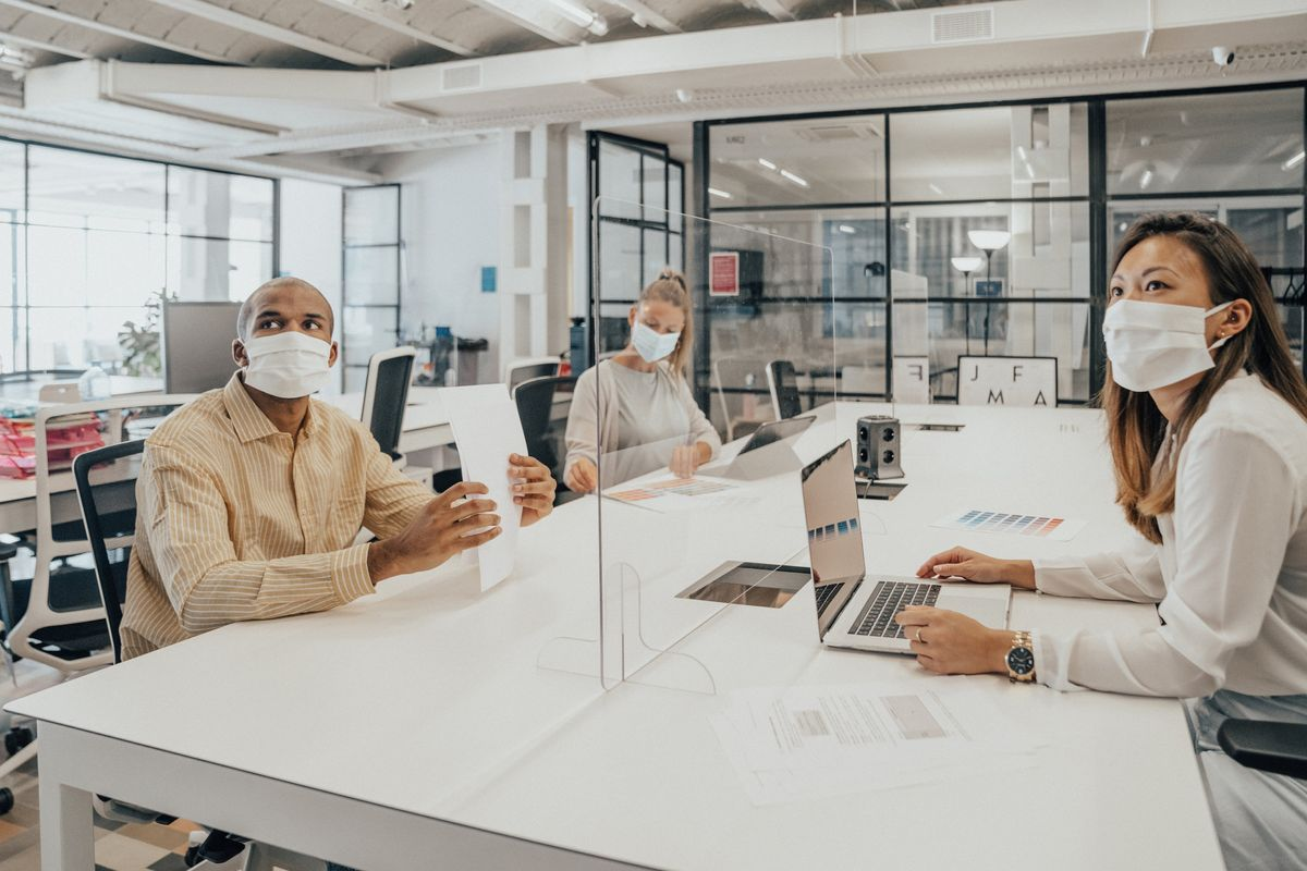 COVID-19: As Offices Reopen, Here's What to Expect If You're Worried About Getting Sick on the Job