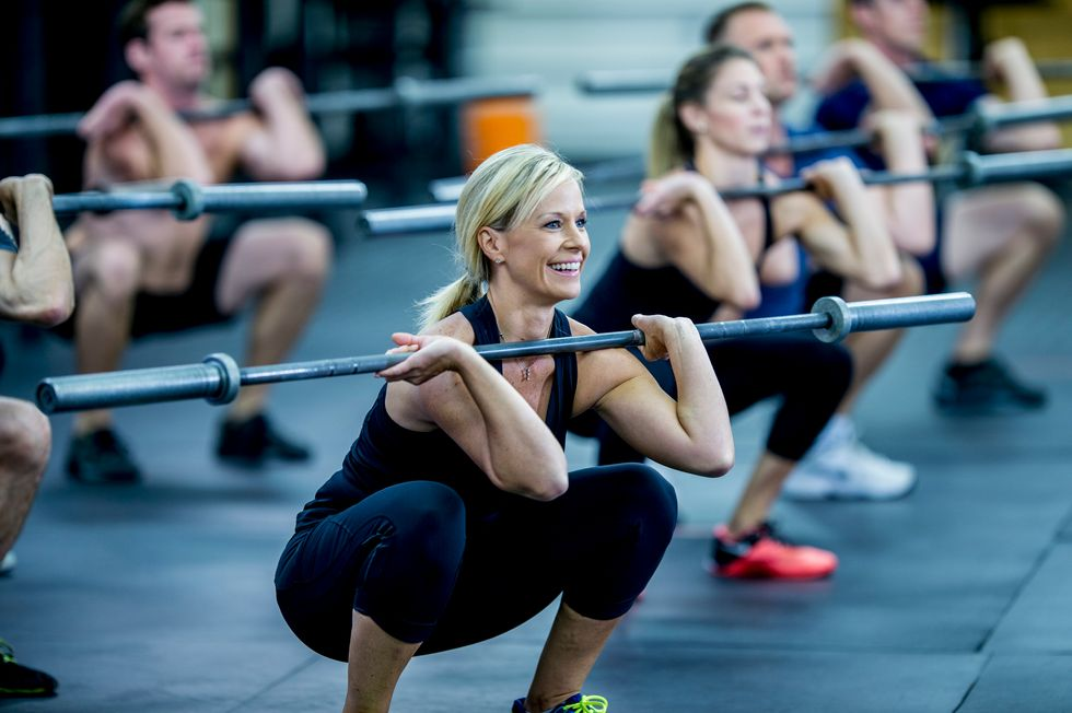 Cross-Training for Fitness and Fun