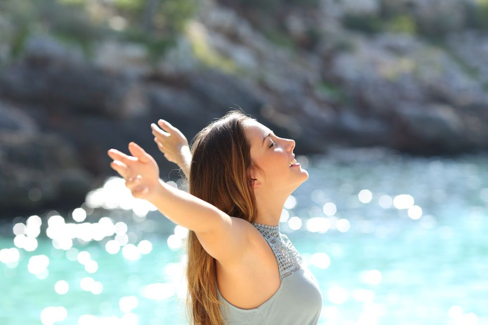 De-stress With Breathing Techniques