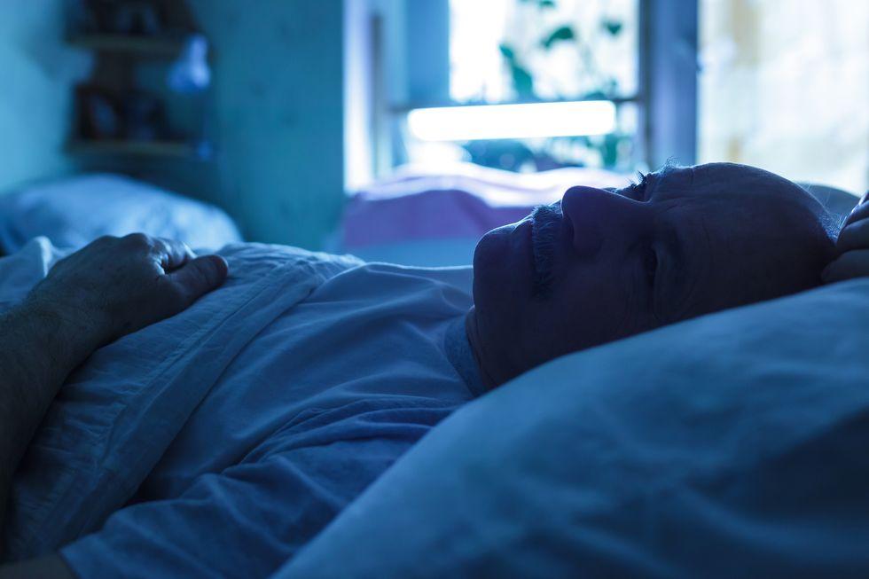 Did Grandpa's Insomnia Serve an Evolutionary Purpose?