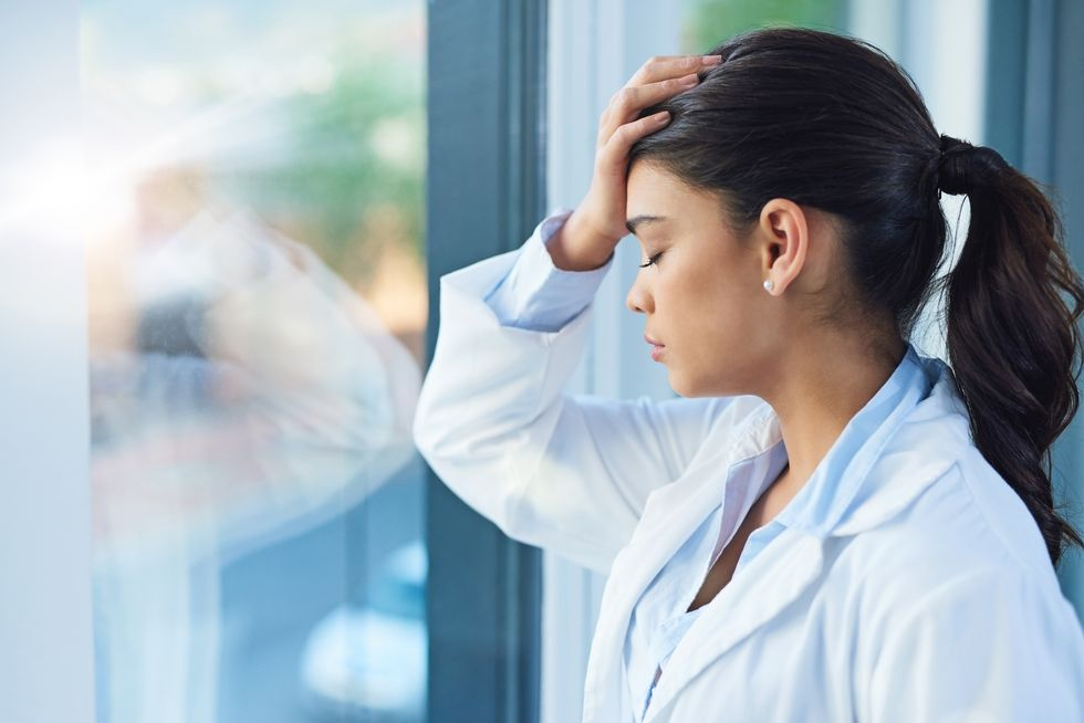 Doctor Burnout Can Cause Medical Errors