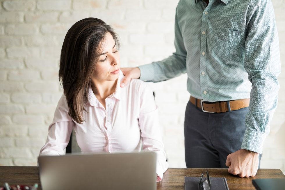 Employers Aren't Doing Enough to Stop Sexual Harassment at Work