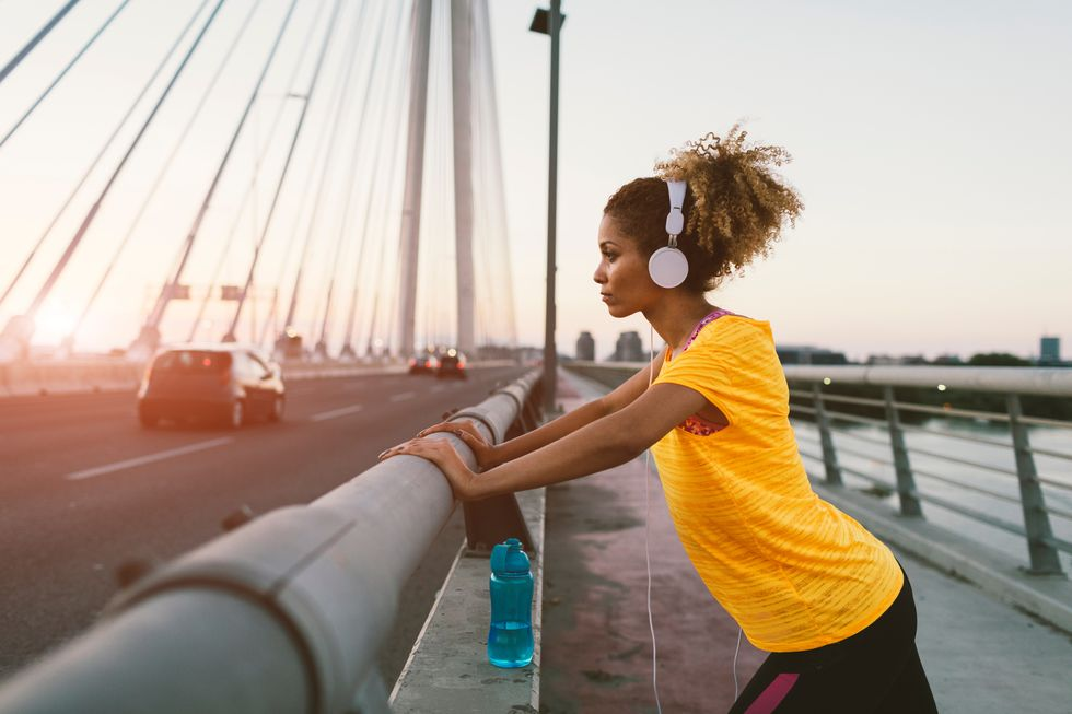 Exercise Can Stretch Life Spans