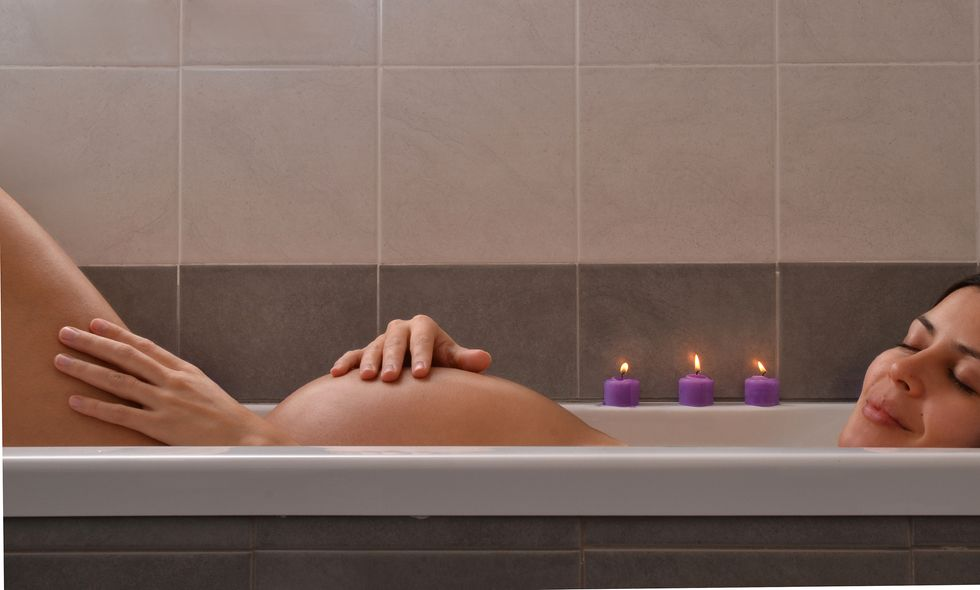 Exercise in Heat and Hot Baths May Be Safe During Pregnancy