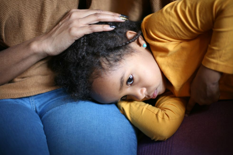 Parents Have Mixed Views on When to Keep Sick Kids Out of School