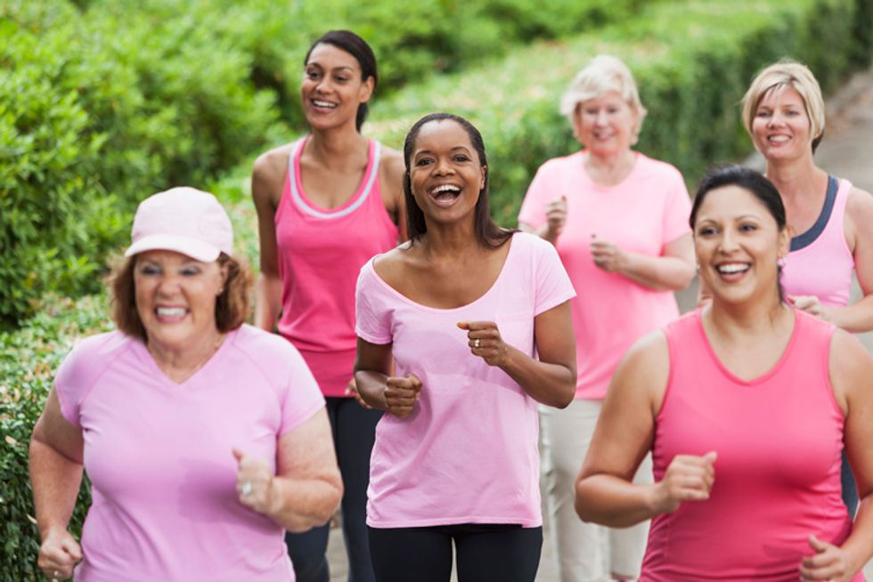 Minority Women Less Likely to Get Breast Cancer Screening