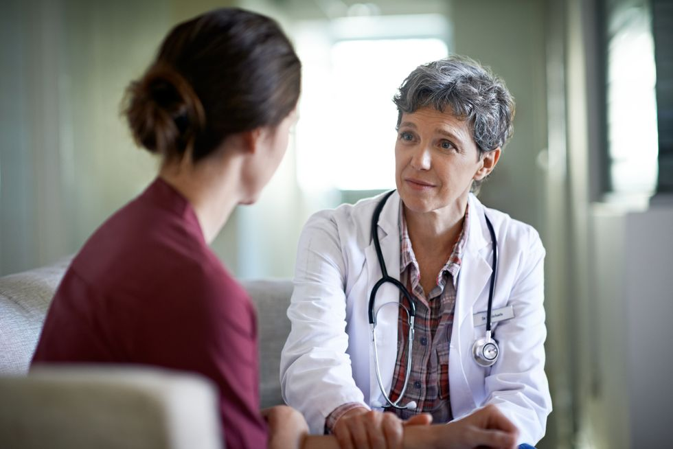 Female Doctors May Have an Edge