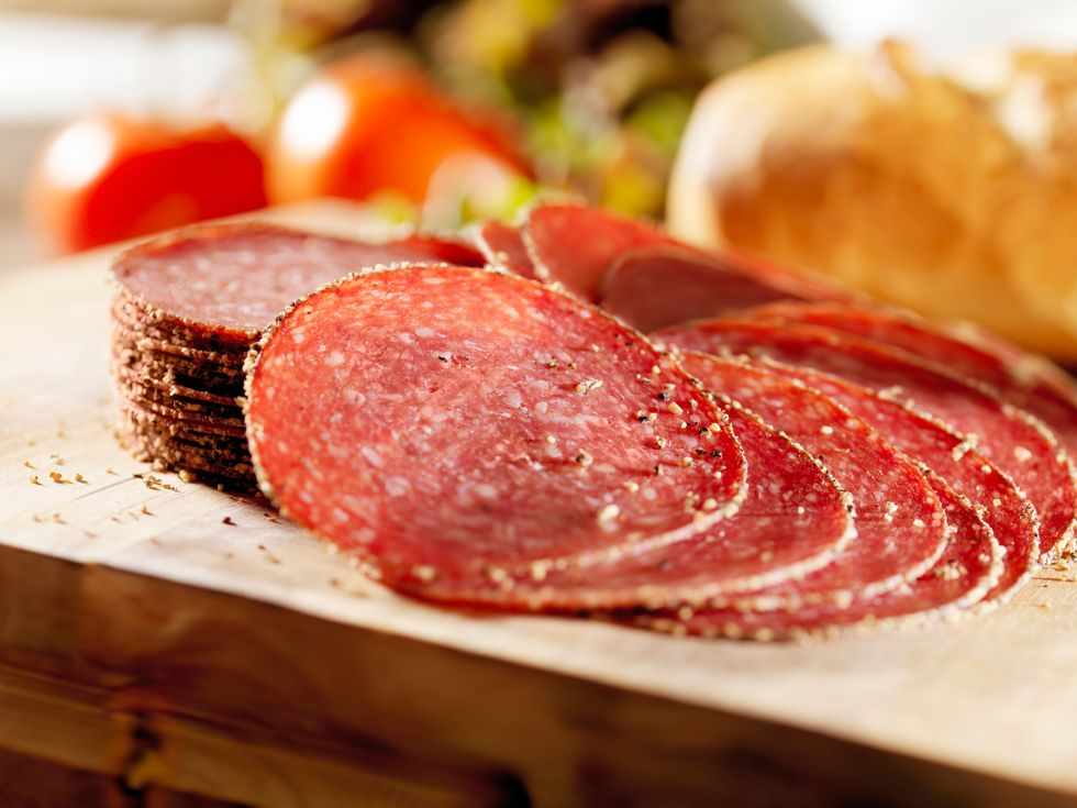 Cured Meats Could Aggravate Asthma