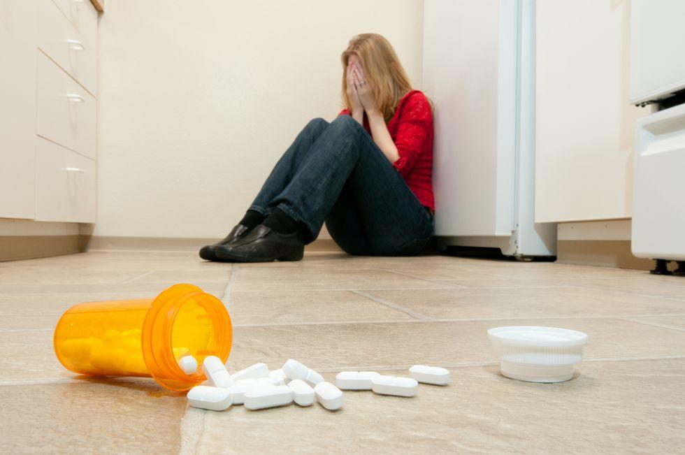Drug Overdose Deaths Climb