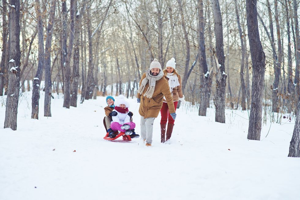 Ways to Stay Active in Winter