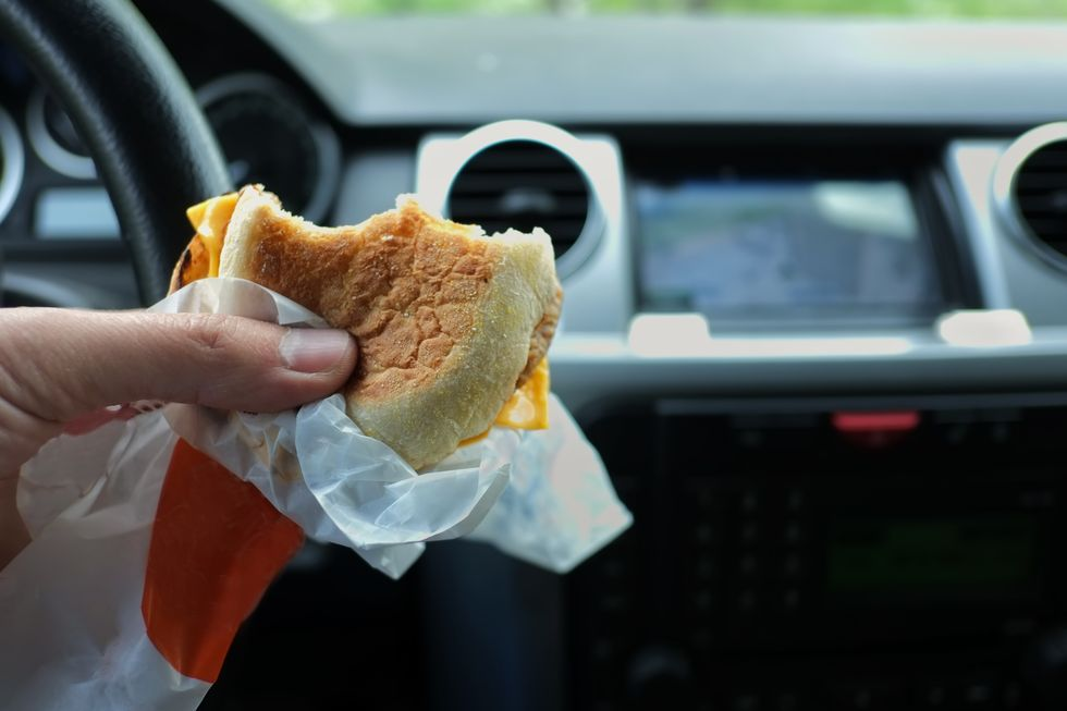 Toxins in Your Fast-Food Packaging?