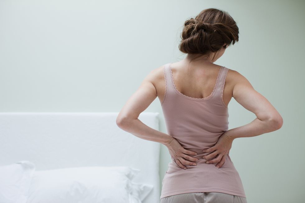 Back Pain and pain killers