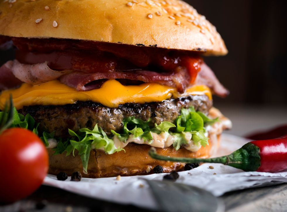 Even One High-Fat Meal Can Harm Your Liver