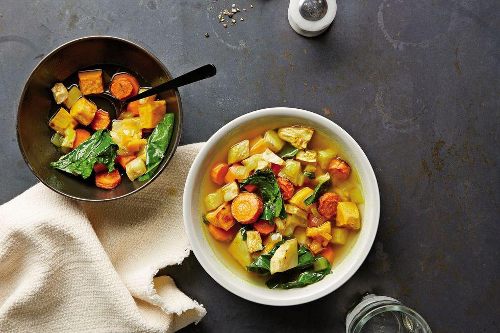 Winter RootVegetable Stew