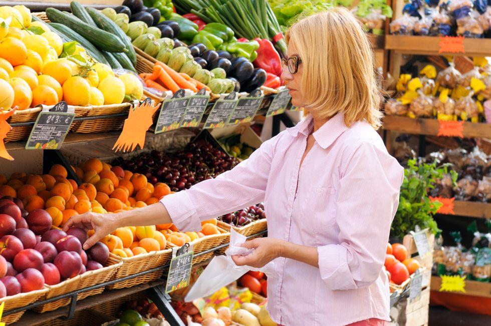 Fruits and Veggies for Longevity