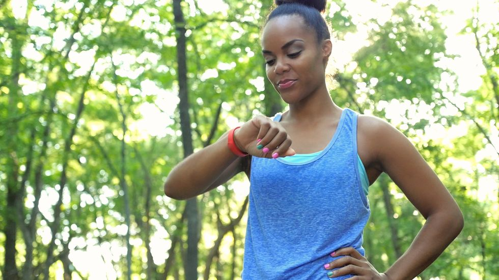 Fitness Trackers Inaccurately Measuring Heart Rate