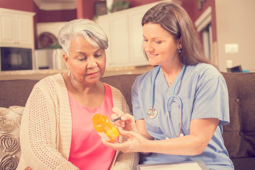 Many Seniors Take Multiple Meds That Can Affect the Brain