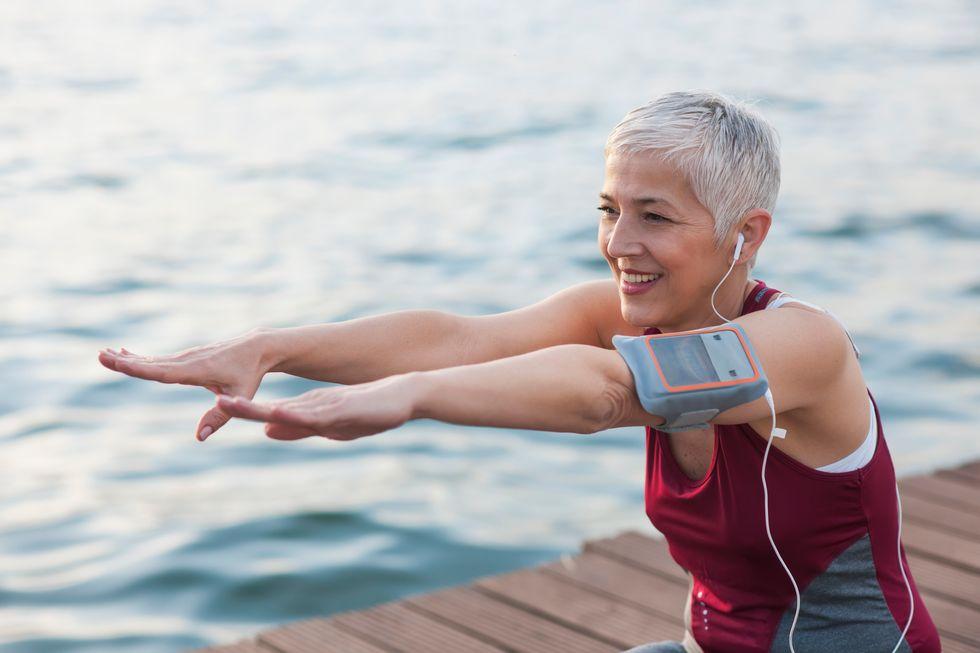 Postmenopausal Exercise