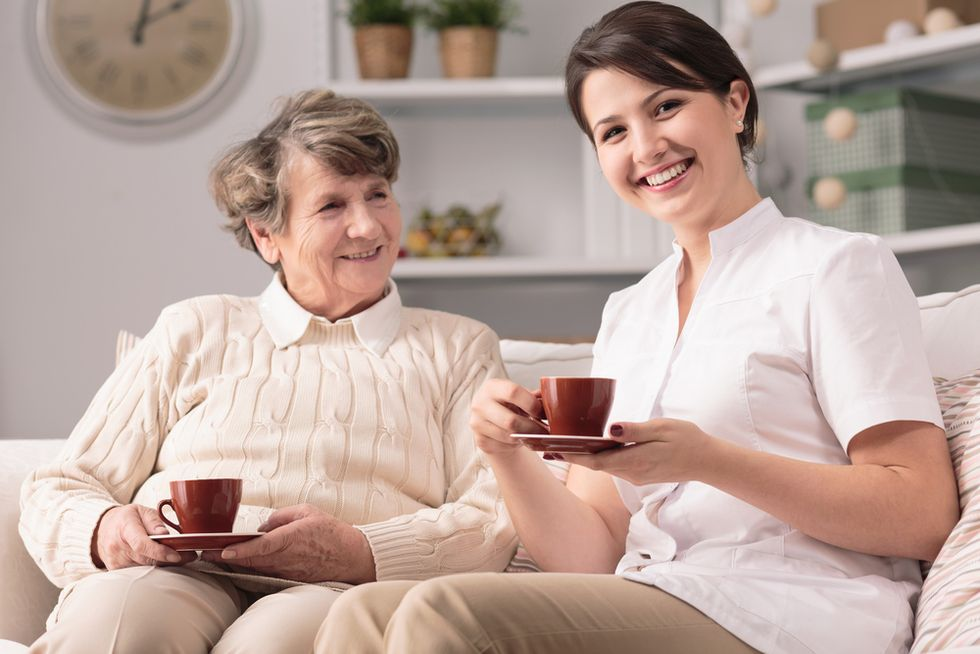Finding a caregiver for your parent