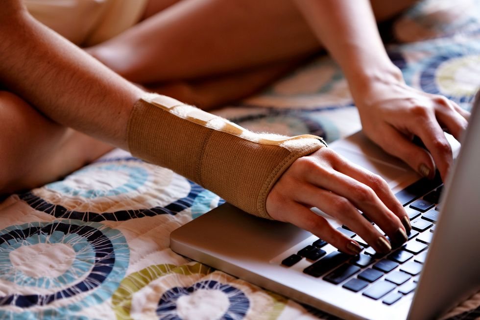 Physical Therapy as Good as Surgery for Carpal Tunnel Syndrome