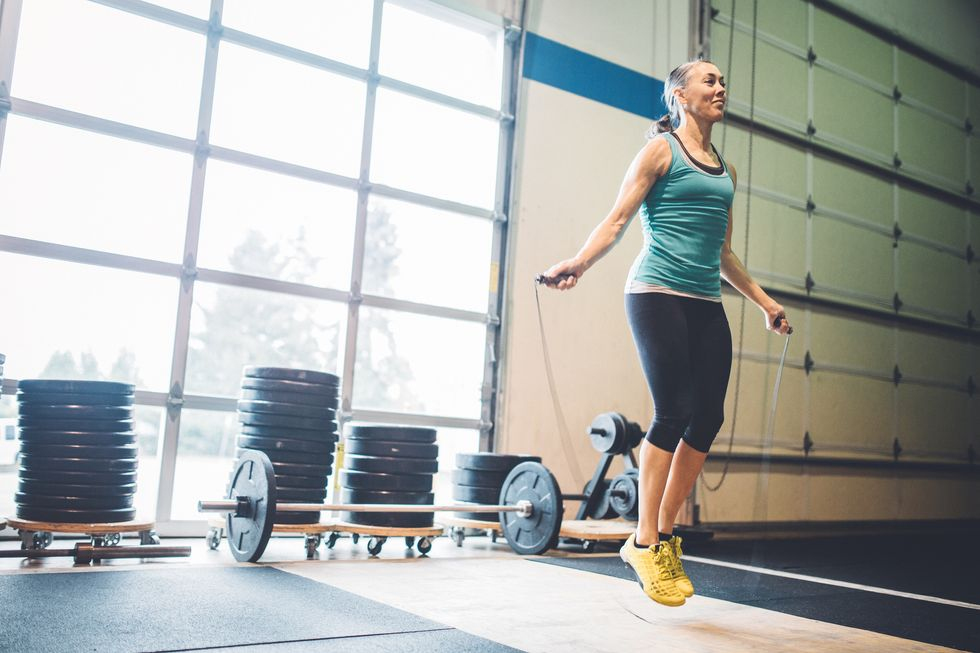 Intense Interval Training May Reverse Aging's Effects