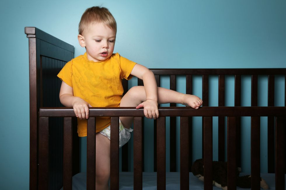 More Babies in Strollers, Cribs Winding Up in ER