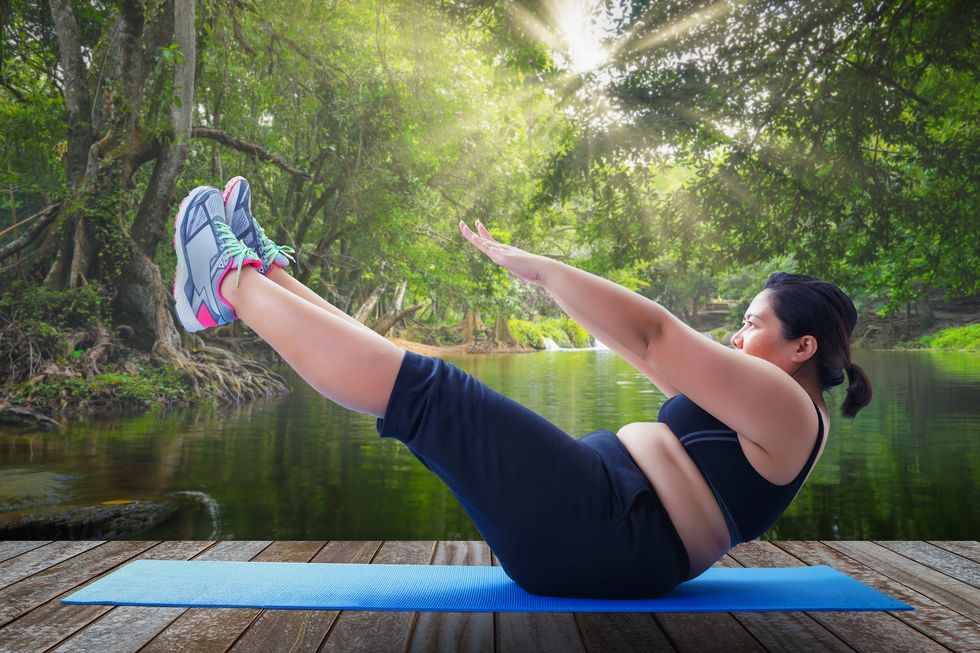 Exercise Can Overcome the 'Obesity Gene'