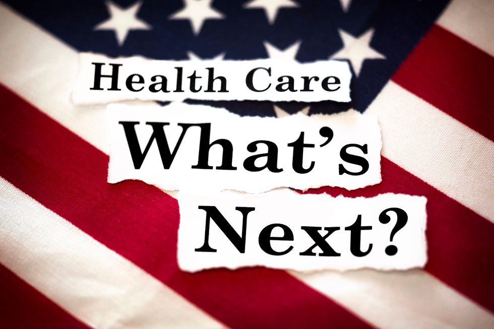 GOP Health Reform Push Faces Uncertain Future in the Senate
