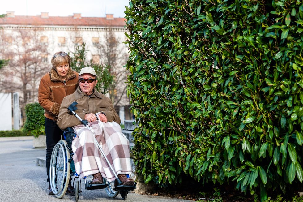 Seniors' Well-Being May Get a Boost From Green Spaces