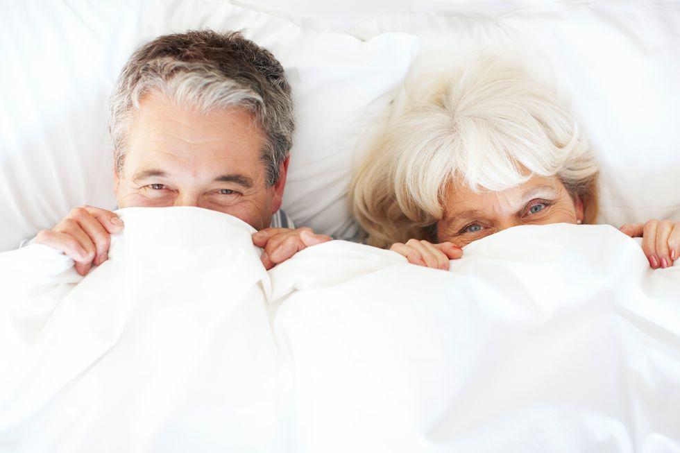 Sex After Menopause: The Golden Years?
