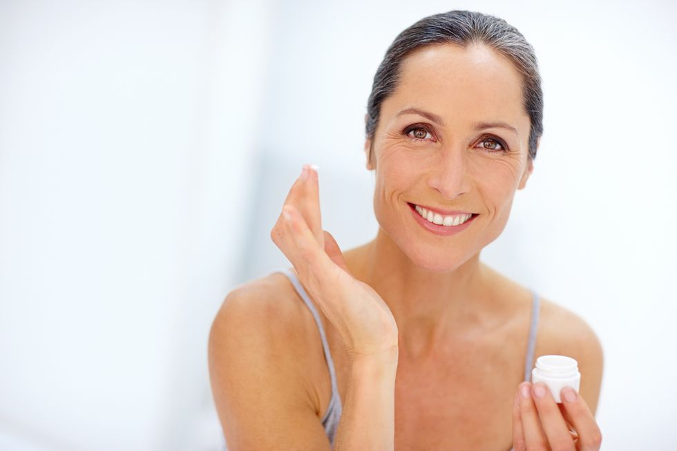 post-50 skin care