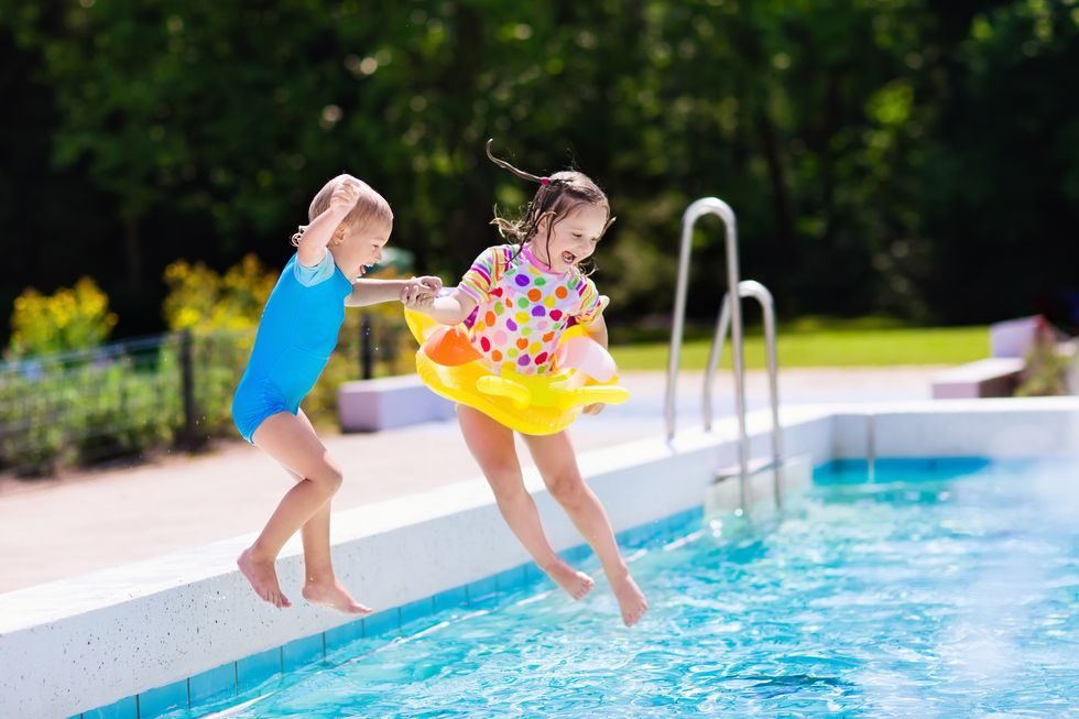 Many Parents Underestimate Drowning Risks