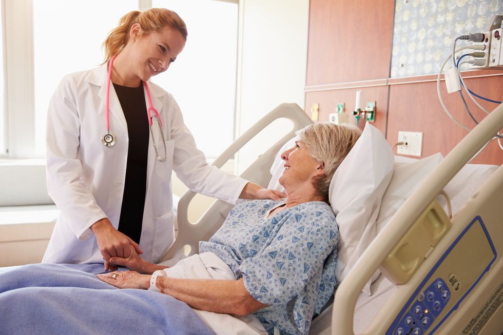 Your Doctor's Age Might Affect Your Care