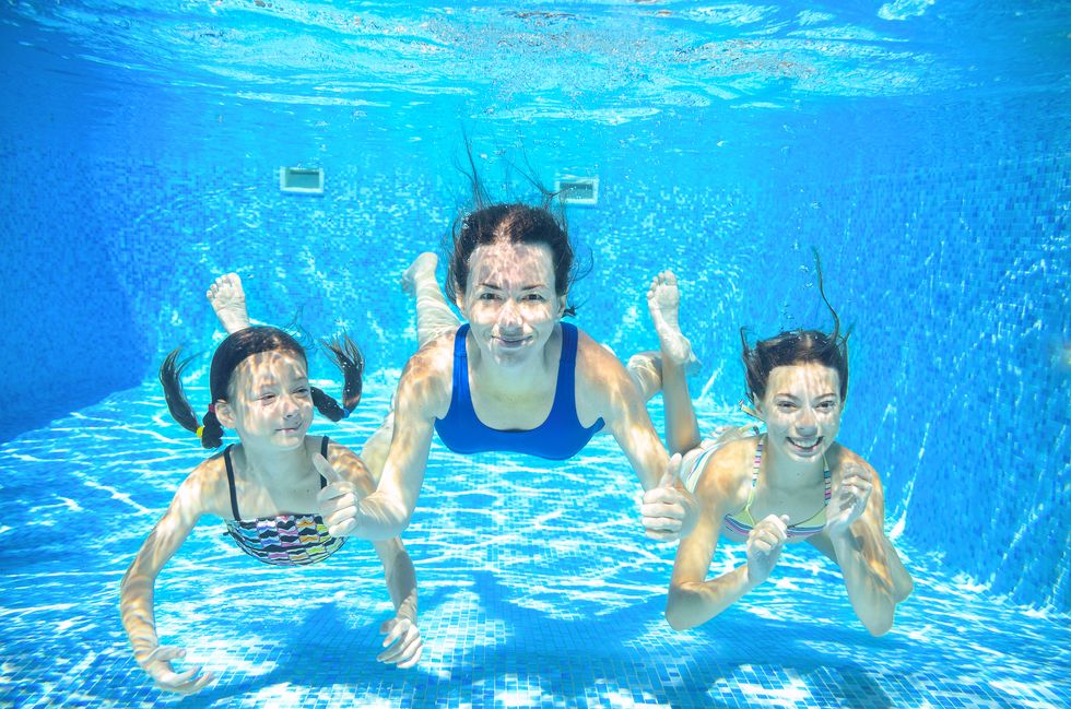 pool infections
